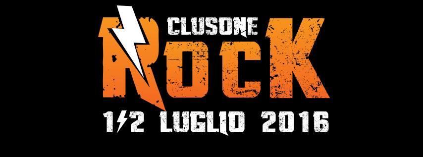 Clusone Rock Logo