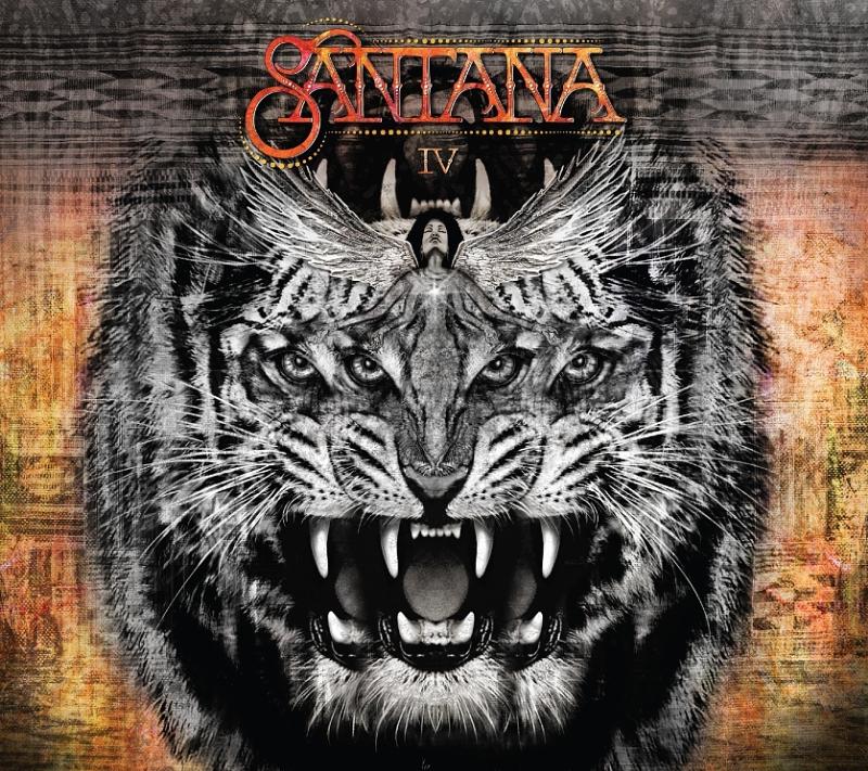 SANTANA IV reunites legendary band lineup - new studio album out April 15, 2016 (PRNewsFoto/SANTANA)