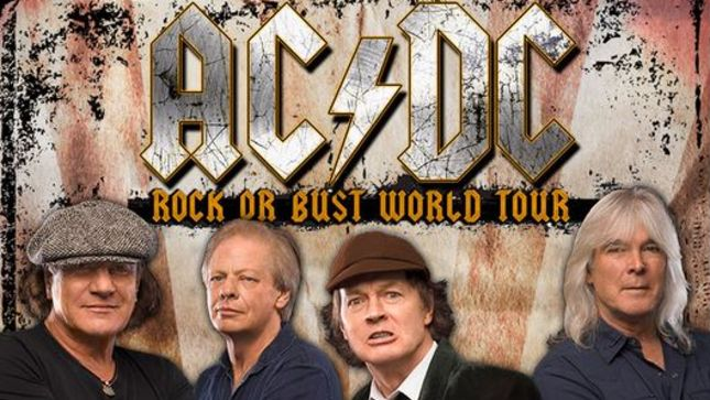 AC:DC Rock Or Bust