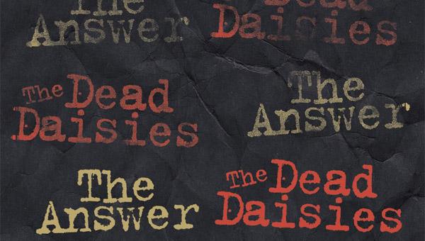 Answer Dead Daisies Tour 2016