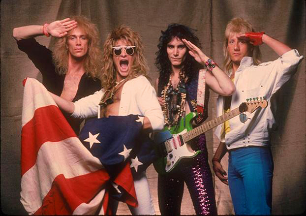 Davide Lee Roth Band (1985)