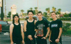 I TRIVIUM nel 1999, all'epoca dei primi demo, quando Matt Heafy aveva appena 13 anni!
