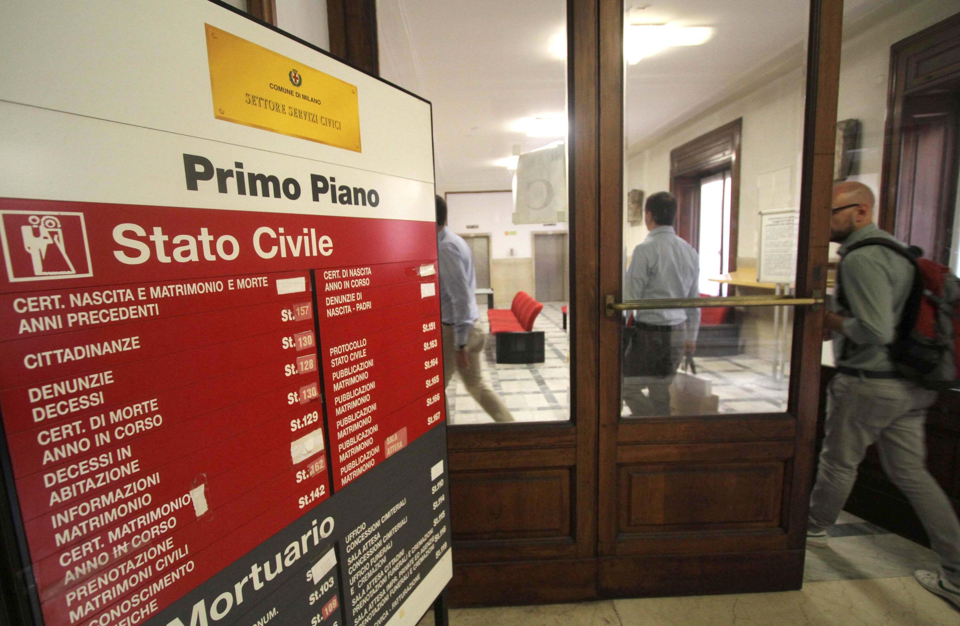 Ufficio Di Anagrafe Milano : Milano prenotazioni per la carta d identità elettronica radio
