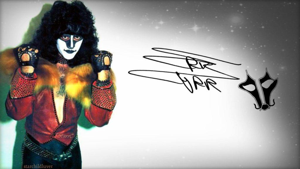 eric-carr-kiss-autografo