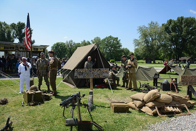 Fine settimana con militalia radio lombardia for Parco novegro