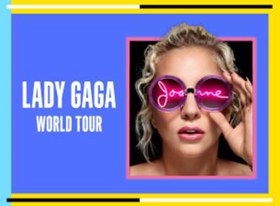 Lady Gaga Tour 2017