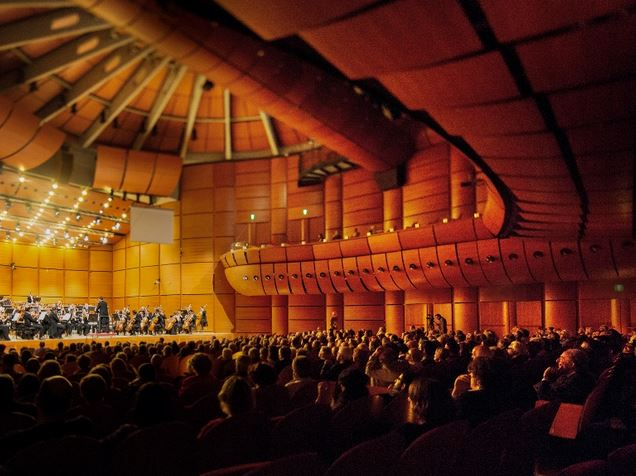 Risultati immagini per laverdi auditorium