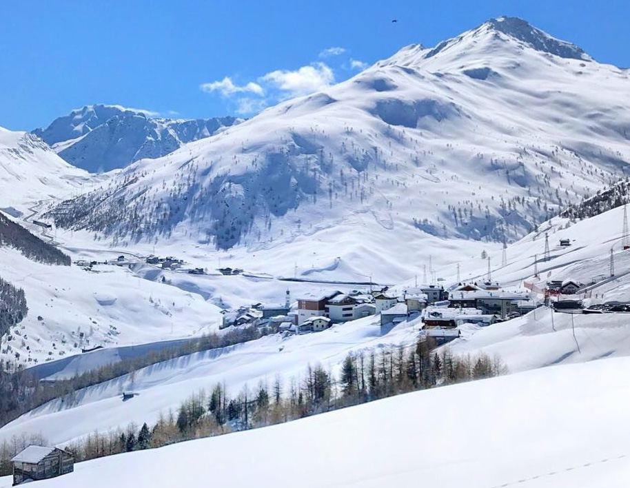 Livigno si candida per le Olimpiadi invernali 2026 | Radio Lombardia