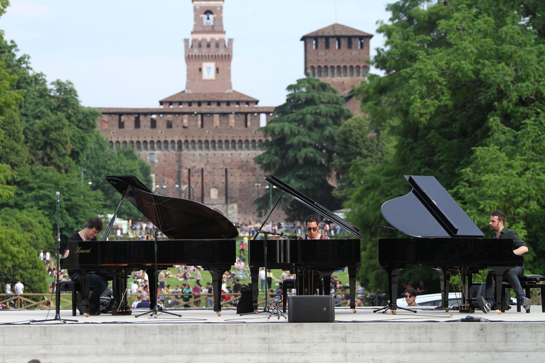 Piano City Milano, l'ottava edizione dal 17 al 19 maggio | Radio Lombardia