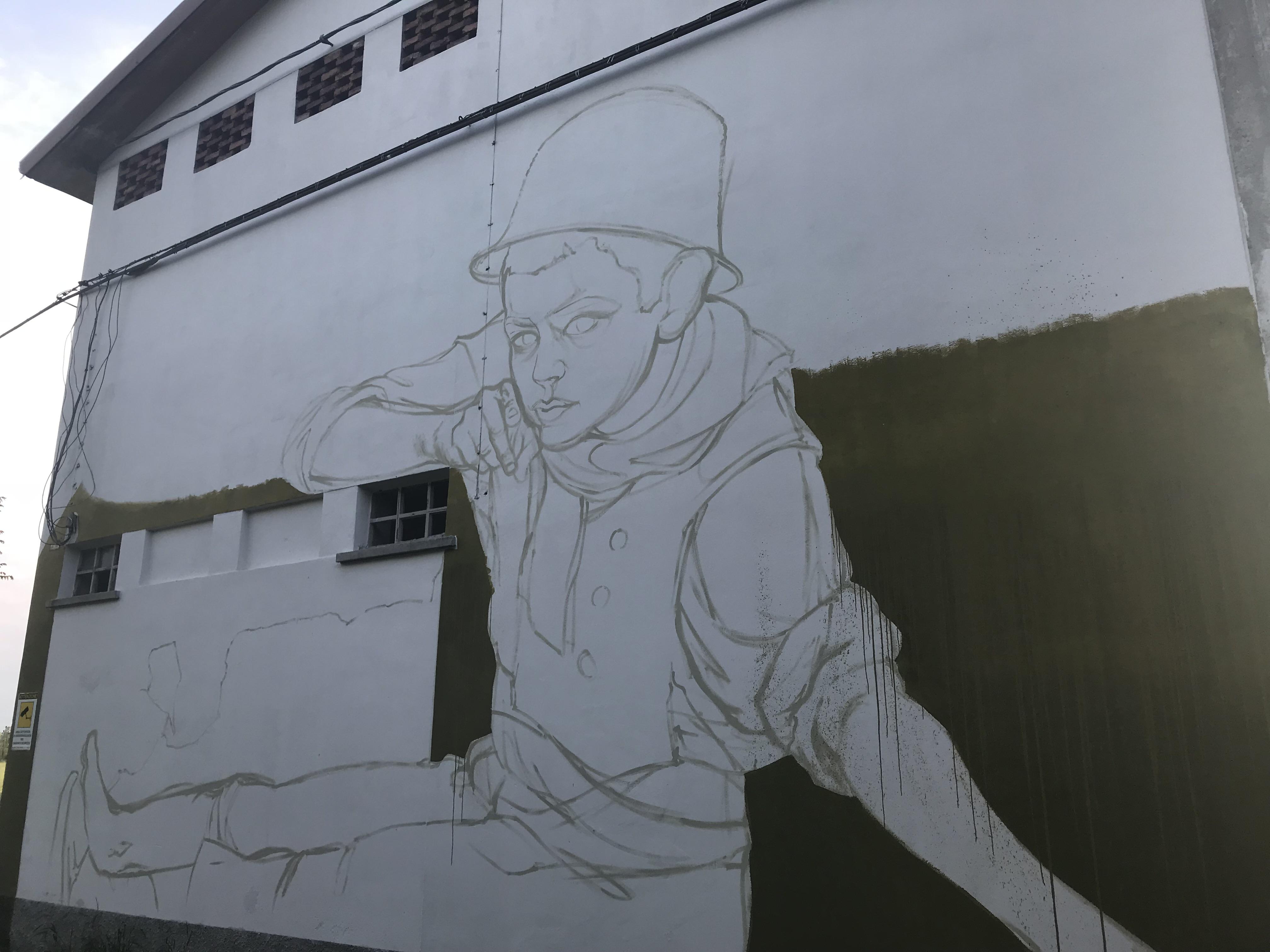 Forma E Colori Treviglio street art a treviglio | radio lombardia