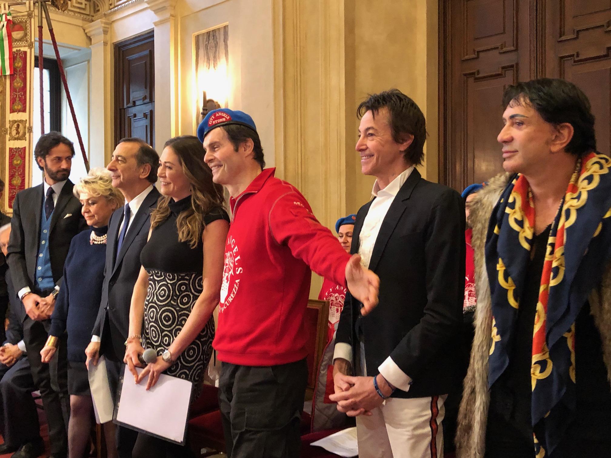 Premio donghi concorso di decorazione artistica in condominio