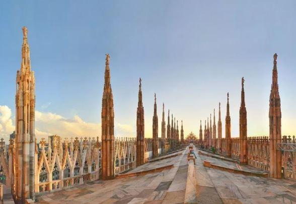 Duomo Da Giugno Visite Estive Alle Terrazze Radio Lombardia