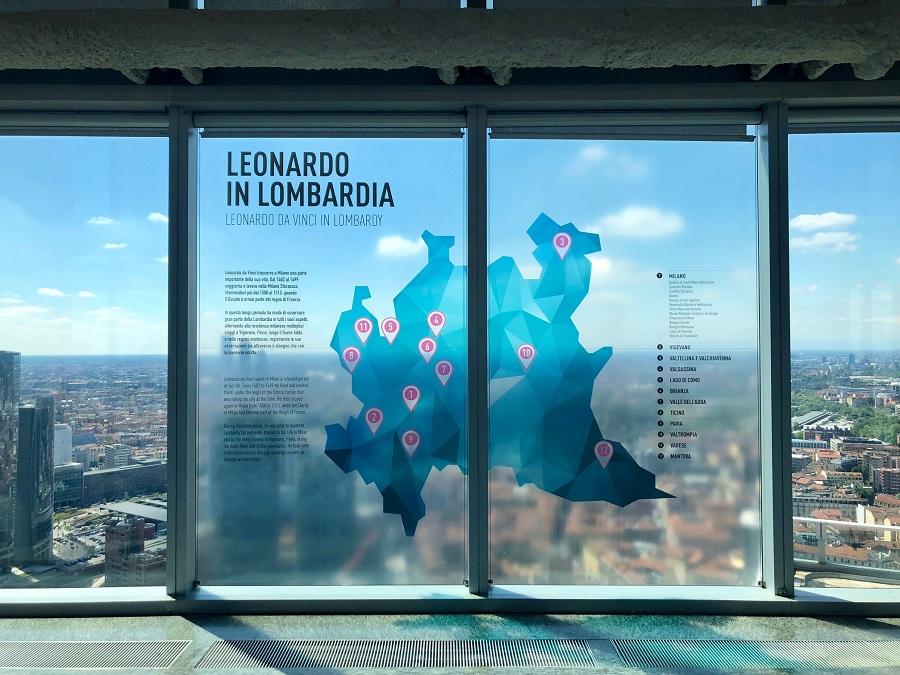 Leonardo Fino Al 14 Luglio L Aliante Al Belvedere Di