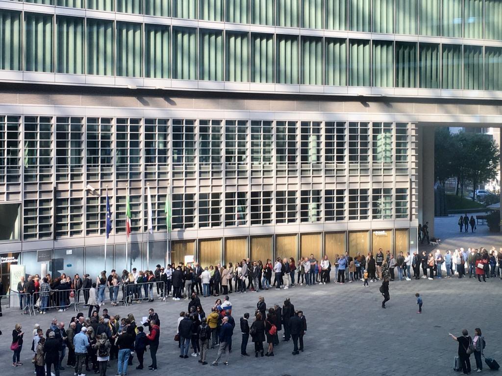 Oltre 4000 Mila Visitatori Al Belvedere Di Palazzo Lombardia