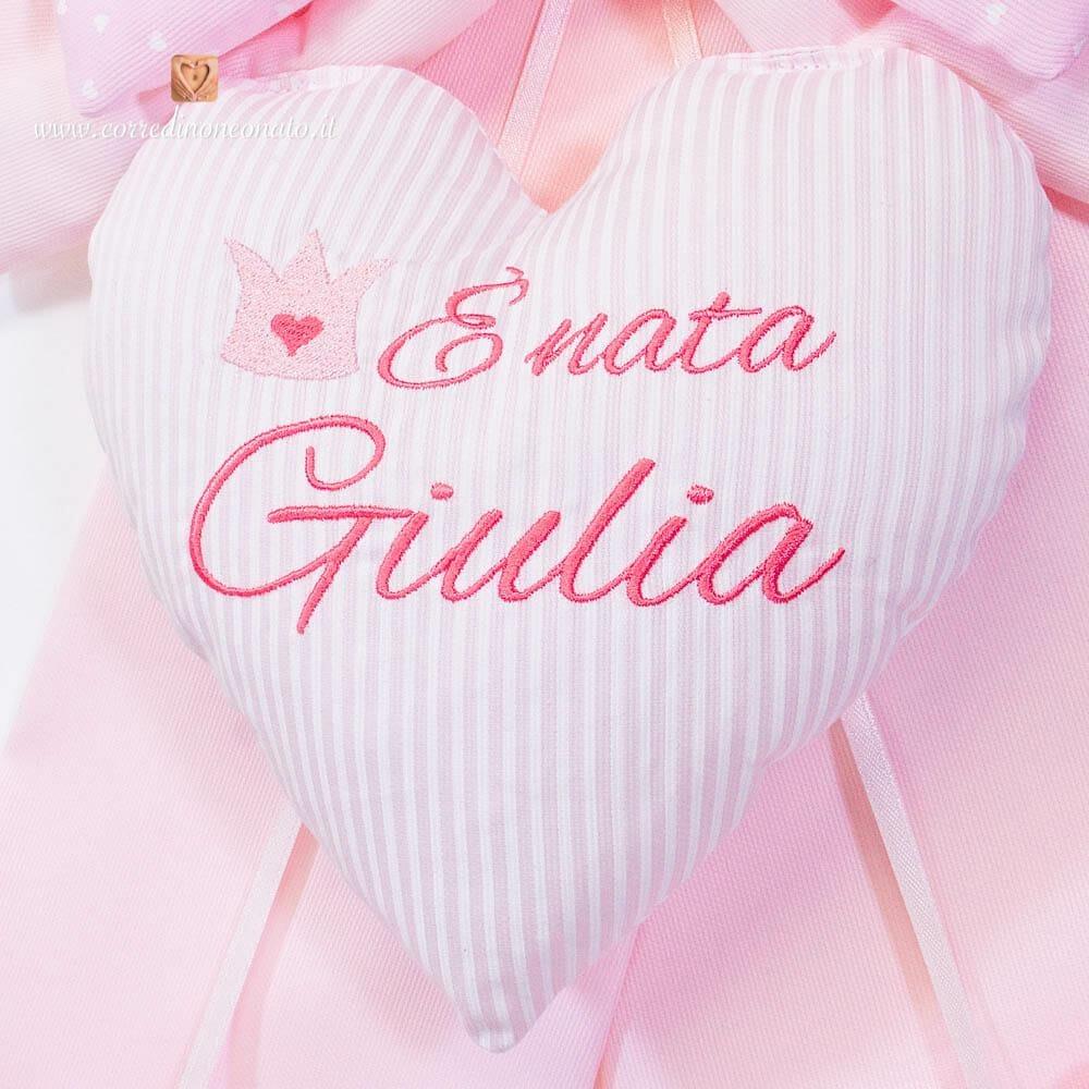 E' nata Giulia, figlia di Mattia il paziente 1 | Radio Lombardia