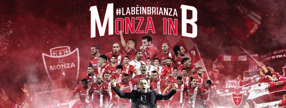 Calcio Il Monza Promosso In Serie B Radio Lombardia