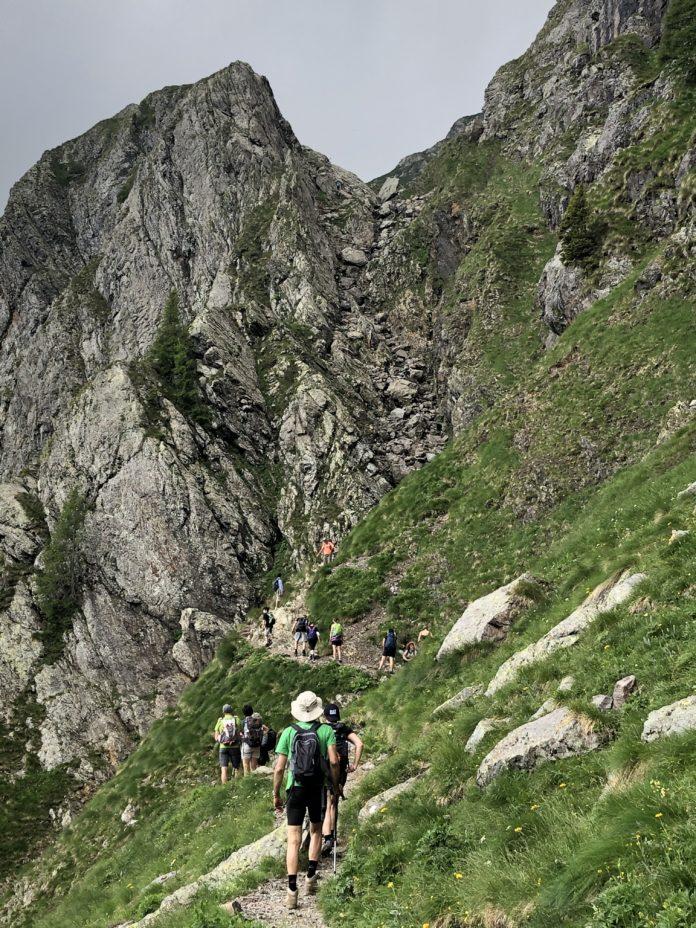 Montagna in Lombardia, escursioni gratuite con le guide alpine