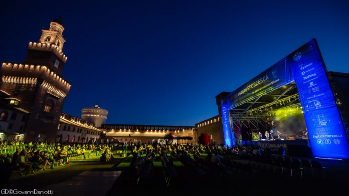 Estate Sforzesca, il palcoscenico live prosegue fino al 4 settembre
