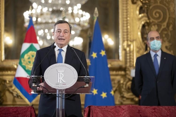 Crisi di governo, Mario Draghi accetta l'incarico [VIDEO]   Radio Lombardia